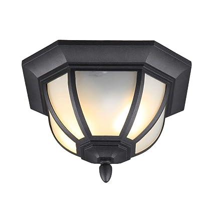 Seven Sons Lámpara de Techo Impermeable y Resistente a la ...