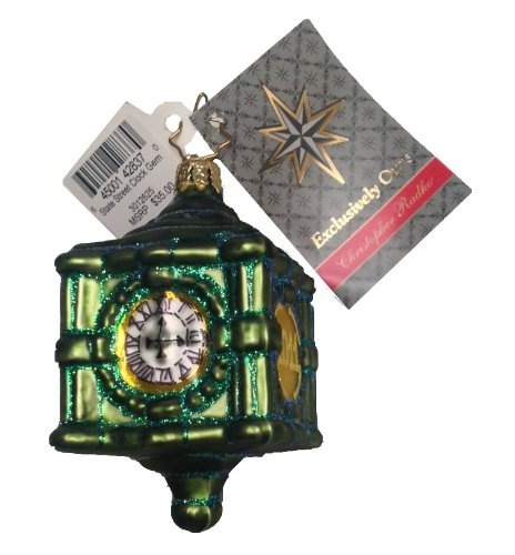 marshall-fields-state-street-chicago-clock-ornament-2011-gem