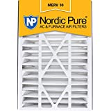 Nordic Pure 16x25x5ABM10-1 Merv 10 Air Bear Replacement