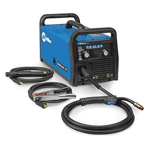 Miller 907693 Multimatic 215 Multiprocess Welder -  Miller Electric