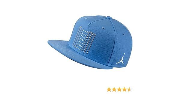 bde3046bbc86 ... canada amazon mens air jordan retro 11 snapback blue white med sports  outdoors 631ef 06820