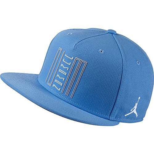 Men's Air Jordan Retro 11 Snapback Blue/White Med