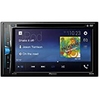 Pioneer AVH-201EX 6.2 Multimedia DVD Receiver with Bluetooth