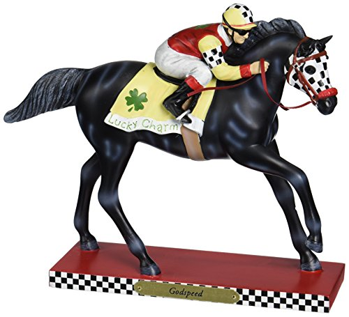 "ENESCO Trail of Painted Ponies Godspeed Figurine, 6.75"""