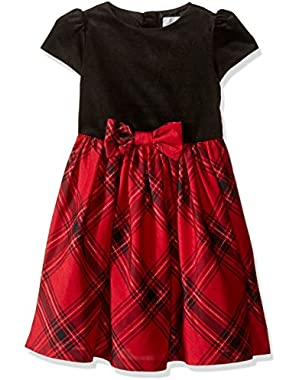 Baby Girls' Plaid Dress