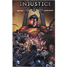 Injustice Gods Among Us #1 Collector's Edition Comic Book