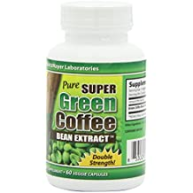 MARITZMAYER Green Coffee Bean Extract, 0.02 Pound 4 Bottles