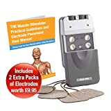 Med-Fit Maxi-Stim High Value Electronic sports Muscle Stimulator and Muscle Toning Machine