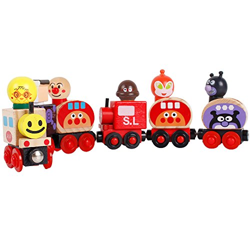 rs Magnetic Set with Carriages Train Toy Collection for Kids Toddler Boys and Girls (Car Train Set)