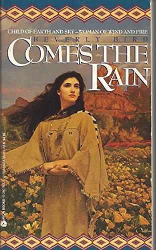 book cover of Comes the Rain