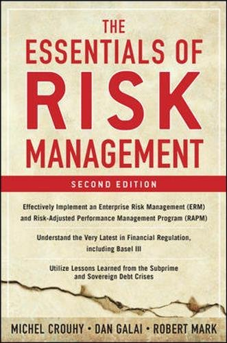 Price comparison product image The Essentials of Risk Management, Second Edition