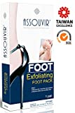 Dry Peeling Skin Foot Mask - Get Soft Baby Skin in a Week - Callus Removal Foot Pack - Baby Foot Exfoliate Peel Based on Natural Extracts - Foot Peeling for Dry and Dead Skin - 1 Pair