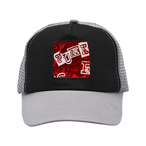 Unisex Rock Punk Adjustable Classic Hiphop Hat Baseball