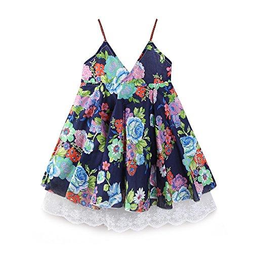 old navy chiffon floral dress - 3