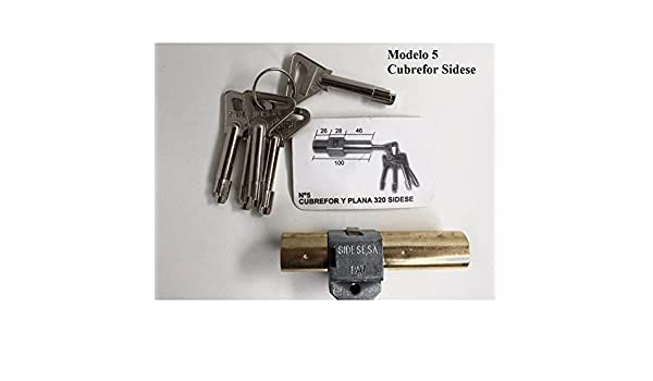 Sidese - Bombillo para Cubrefor modelo 5: Amazon.es: Bricolaje y herramientas