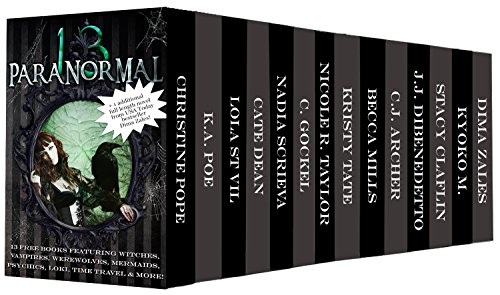 The Paranormal 13 (13 free books featuring witches, vampires, werewolves, mermaids, psychics, Loki, time travel and more!): Boxed Set
