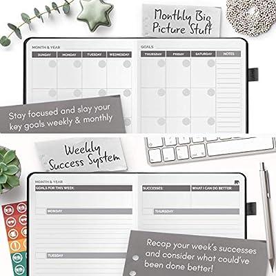 La Simple elefante - mejor agenda planificador de día para ...