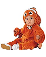 Baby Clown Fish Halloween Costume (Size: 3-6M)
