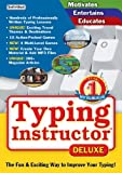 typing training software - Typing Instructor Deluxe V17 [Download]