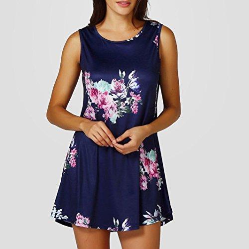 Senza Blu Abbigliamento Con Maniche Donna Stampa T T A Floreale shirt Fiori Ashop Gilet Navy Camicetta Shirt Da In Corte Xqffw4