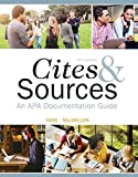 Cites and Sources: An APA Documentation Guide
