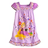 Disney Rapunzel Nightshirt for Girls - Tangled: The Series Size 4