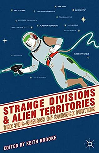 book cover of Strange Divisions and Alien Territories