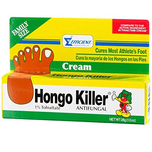 - Hongo Killer Antifungal Cream, 1 Ounce