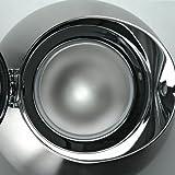 Isosteel Va-9330k 1.0 Liter 34 Fl. Oz Stainless
