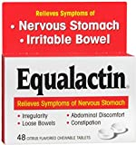 Equalactin Chewable Tablets 48 Tablets (Pack of 12)