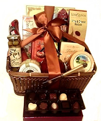 Italian Brunch by Goldspan Gift Baskets