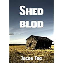 Shed blod (Danish Edition)
