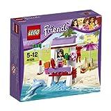 Lego Friends Beach lifeguard 41,028 (japan import)