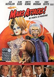 Mars attacks! [Italia] [DVD]