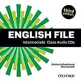 English File third edition: English File Intermediate Class Audio CD 3rd Edition (4) - 9780194597197