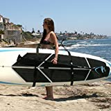 SOXDirect Surfboard Shoulder Strap Adjustable Stand up Strap Sling Carrier Portable Neoprene - Kayak/Canoe/SUP Surfboard