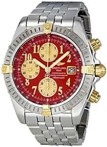 Breitling Men's B1335611/K509 Chronomat Evolution Chronograph Watch