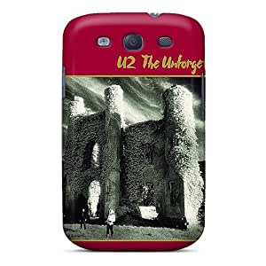 Skycool Fashion Protective U2 The Unforgetable Case Cover For Galaxy S3