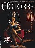 Miss Octobre - tome 4 - Un flic et un homme