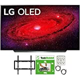 LG OLED48CXPUB 48 inch CX 4K Smart OLED TV with AI