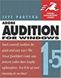 Adobe Audition 1. 5 for Windows, Jeff Partyka and Peachpit Press Staff, 0321247507