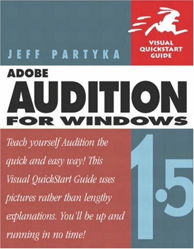 Adobe Audition 1.5 for Windows -