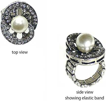 Elastic Band Adjustable Ring OD800800-7911