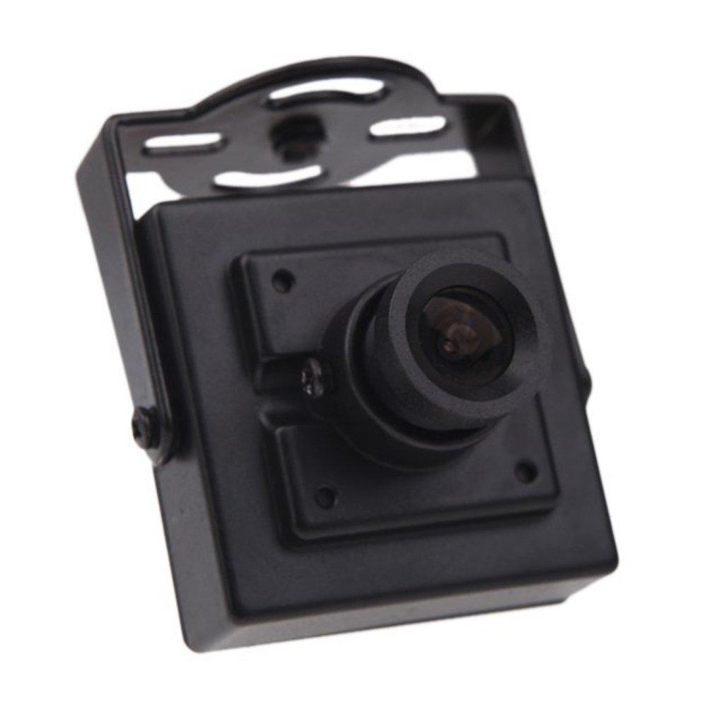 Mini HD 700TVL 1//3 CMOS NTSC 3.6mm MTV Junta Lente Mini CCTV Seguridad Video FPV Color Camara SODIAL R