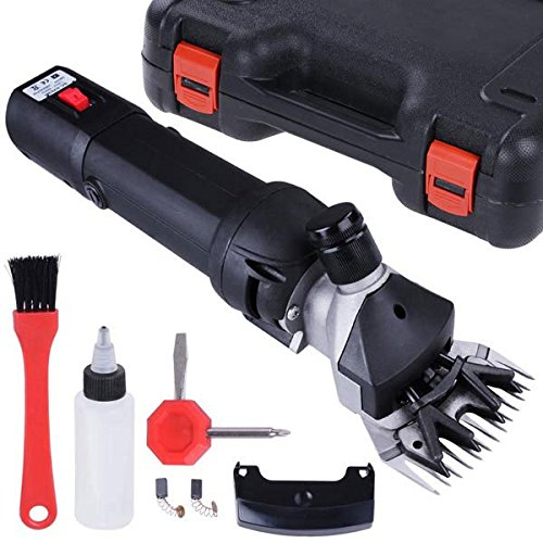 CHIMAERA Electric Shear Shaver Clipper Sheep Goat Horse Grooming 380W by CHIMAERA (Image #9)