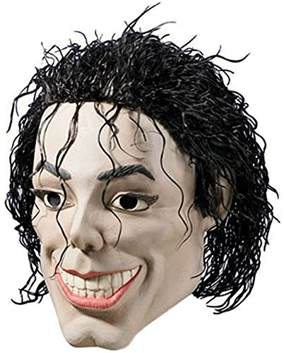 Rubies Plastic Man Michael Jackson, One Size]()