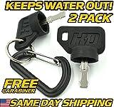 (2 Pack) Cub Cadet Ignition Switch KEY LT1040 LT1042 LT1045...