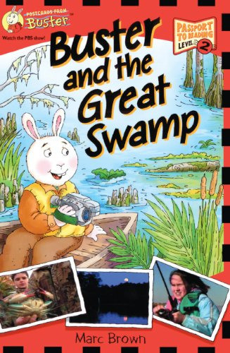 Buster And The Great Swamp (Turtleback School & Library Binding Edition) (Postcards from Buster) ()