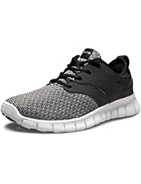 Men's Knit Pattern Sports Running Shoes