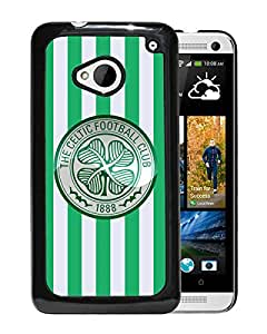 Unique Custom Designed Cover Case For HTC ONE M7 With Celtic Black Phone Case 2